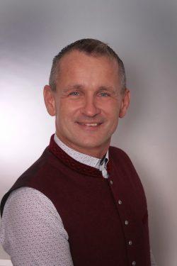IT Administrator Markus Kriegl