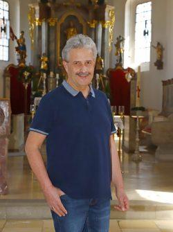 Pastoralreferent Rudolf Leimpek