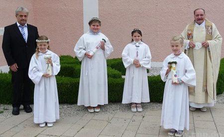 Erstkommunion 2021, Künzing