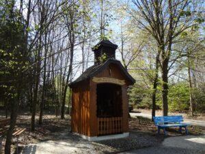 Marien Waldkapelle, Forsthart