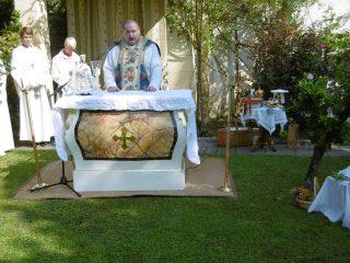 Fotos Gottesdienst Maria Himmelfahrt 15.08.21