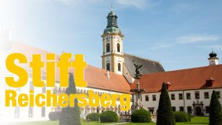 Stift Reichersberg – Barockes Kloster-Juwel!