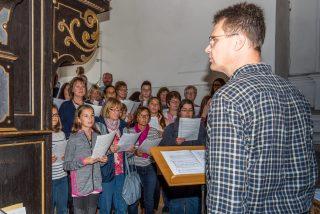 Chormusik zum Weltmissionssonntag – Singkreis St. Michael Forsthart