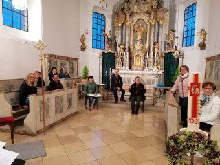 Severins-Chor singt zum Kirchweihfest